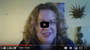 Youtube Screenshoot of Carol Woodliff